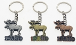 3D Moose Key Tag