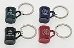 Colorful Cup Key Tag