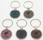Color Deluxe  Key Tag - Part Circle