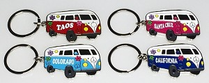 Hippy Van Key Tag